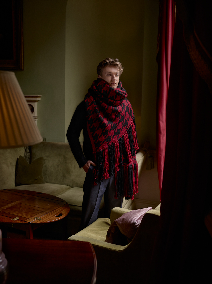 Harrison Osterfield for Joshua Kane AW20